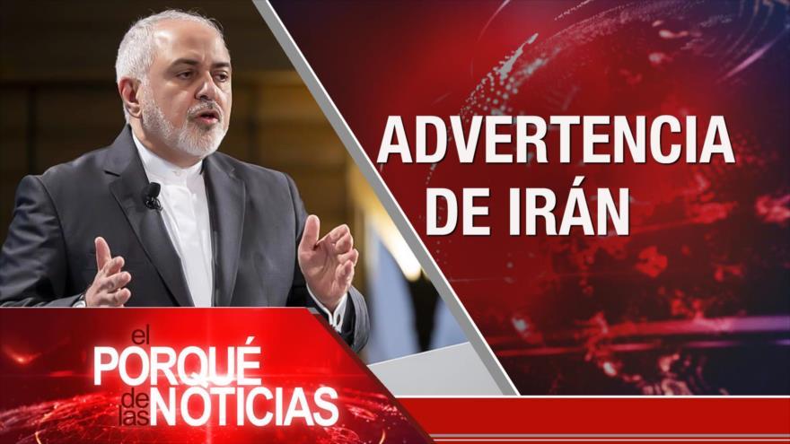 El Porqué de las Noticias: Futuro del acuerdo nuclear. Conflicto sirio. Economía argentina