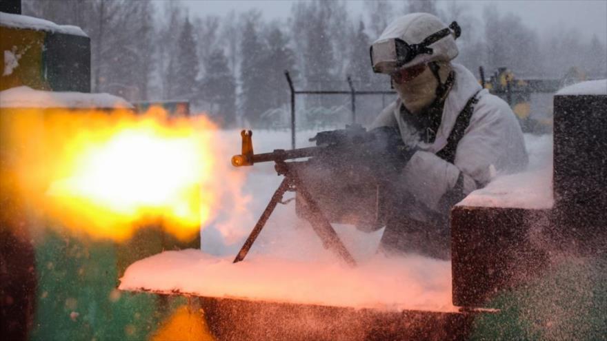 Rusia muestra músculo a OTAN con maniobras en el mar Negro y Crimea   HISPANTV