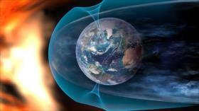 La magnetosfera de la Tierra puede crear agua en la Luna