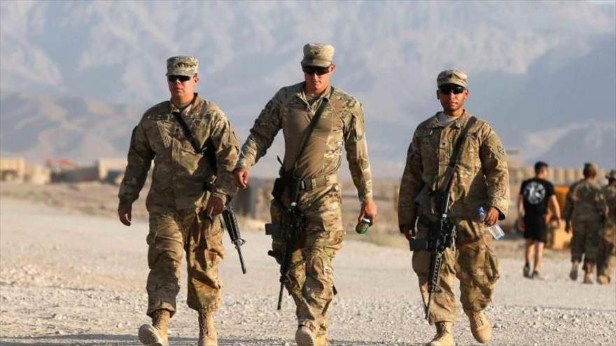 Biden busca romper acuerdo y mantener tropas de EEUU en Afganistán | HISPANTV