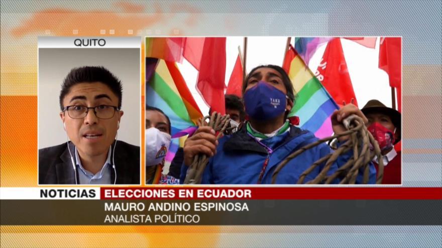 Andino: Obstáculos a candidatura de Arauz lo han favorecido | HISPANTV
