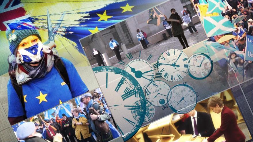 10 Minutos: 2021; ¿Año de la independencia de Escocia?