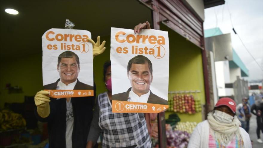 Ecuador elige a su nuevo presidente en una semana | HISPANTV