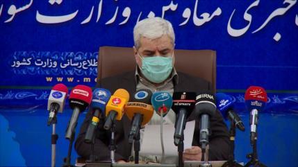 Irán anuncia detalles de las elecciones presidenciales de 2021