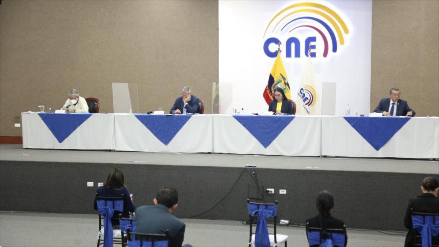 CNE de Ecuador confirma la realización de comicios el 7 de febrero | HISPANTV
