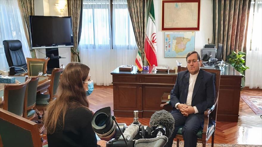 'Medidas nucleares de Irán son ejercicio de sus derechos legítimos' | HISPANTV