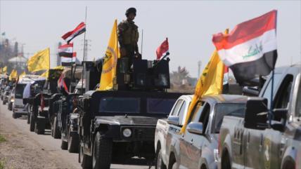 Fuerzas iraquíes repelen un ataque de Daesh en el centro del país