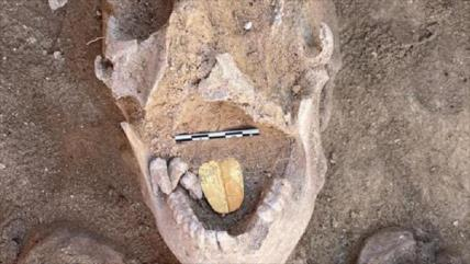 Fotos: Hallan en Egipto 16 pozos funerarios de época grecorromana