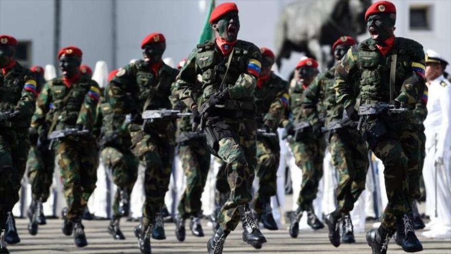 FANB defenderá la soberanía de Venezuela en aguas territoriales | HISPANTV