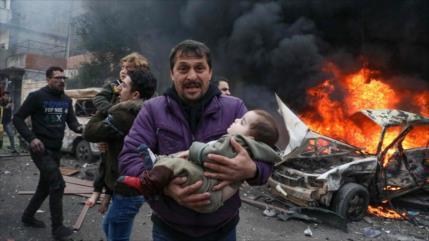 70 muertos y heridos; saldo de fin de semana sangriento en Siria