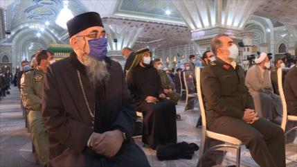 Los iraníes conmemoran el inicio de la Década del Alba