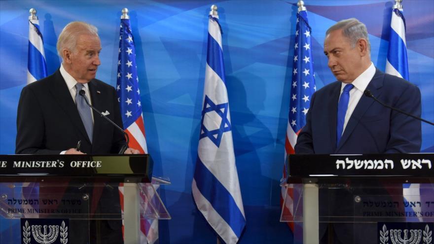 JP: Israel no espera el impulso del 'acuerdo del siglo' con Biden   HISPANTV