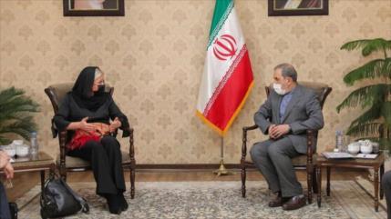 Irán censura injerencia de países extranjeros en asuntos de Irak