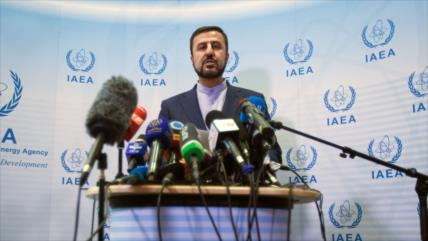 'Ley iraní contra sanciones es una reacción estratégica ante EEUU'