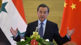 China vuelve a censurar las sanciones de EEUU contra Siria