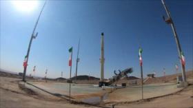 Irán prueba nuevo portador de satélites de producción nacional