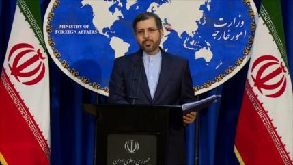 Irán enfatiza que no habrá ningún diálogo bilateral con EEUU