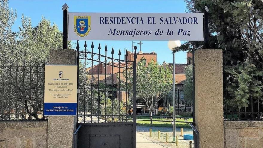 Geriátrico para mayores El Salvador en el municipio de Toledo, España.