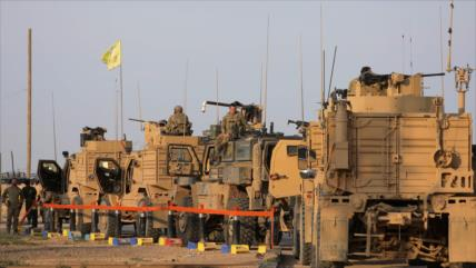 EEUU establece un aeropuerto en un campo petrolero de Siria