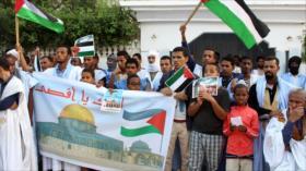 """Clérigos mauritanos declaran """"prohibida"""" normalización con Israel"""