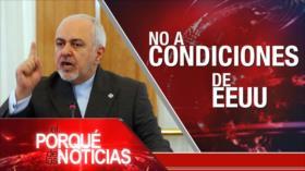 El Porqué de las Noticias: Acuerdo nuclear. Venezuela ante el bloqueo. Elecciones ecuatorianas