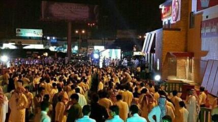 Protestan en Arabia Saudí contra el aumento de pobreza y desempleo