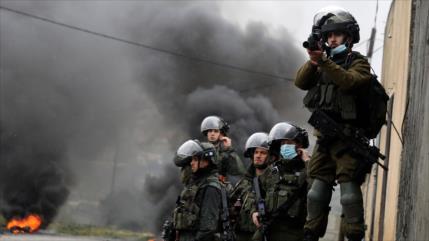 Tropas israelíes matan a tres jóvenes palestinos en Cisjordania
