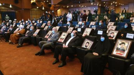Se celebra ceremonia del Premio Internacional del General Soleimani