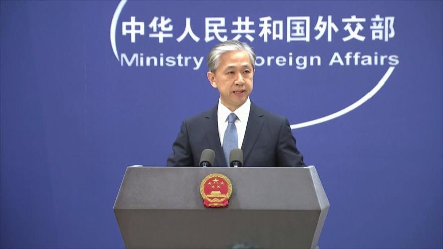 China pide a EEUU no interferir en sus asuntos internos