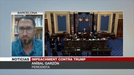 Garzón: Impeachment a Trump se parece más un espectáculo