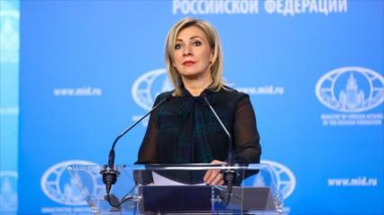 Rusia exige a Occidente que deje de injerir en sus asuntos internos