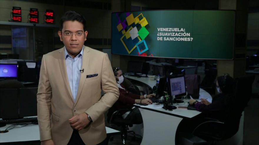 Buen día América Latina: Venezuela: ¿Suavización de sanciones?