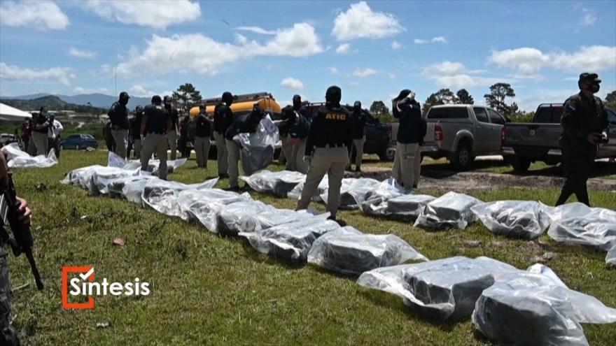 Síntesis: Narcotráfico en América Latina