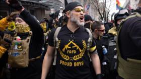 Canadá declara grupo terrorista a milicia radical pro-Trump