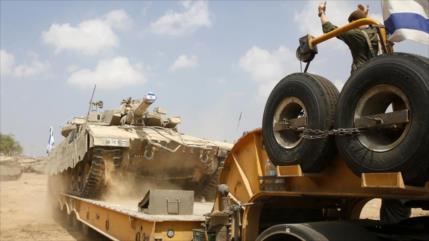 Vídeo: Israel, en alerta tras un ataque aéreo repelido por Siria