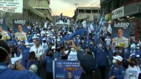 En Ecuador crecen las denuncias contra el Gobierno de Lenin Moreno