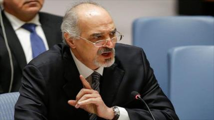Al-Yafari: Occidente usa OPAQ como un arma en su guerra contra Siria