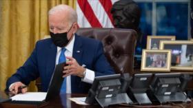 Gobierno de Biden anuncia su compromiso con Ley César contra Siria