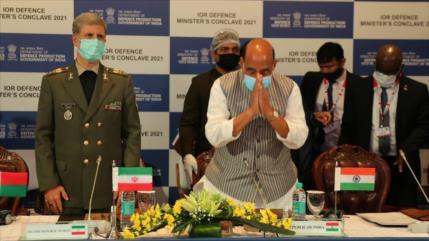 Irán ofrece apoyo a países del océano Índico por consolidar la paz