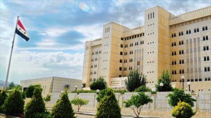 Siria exige a ONU medidas inmediatas contra agresiones israelíes