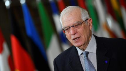 """UE defiende """"máxima diplomacia"""" en vez de """"máxima presión"""" a Irán"""