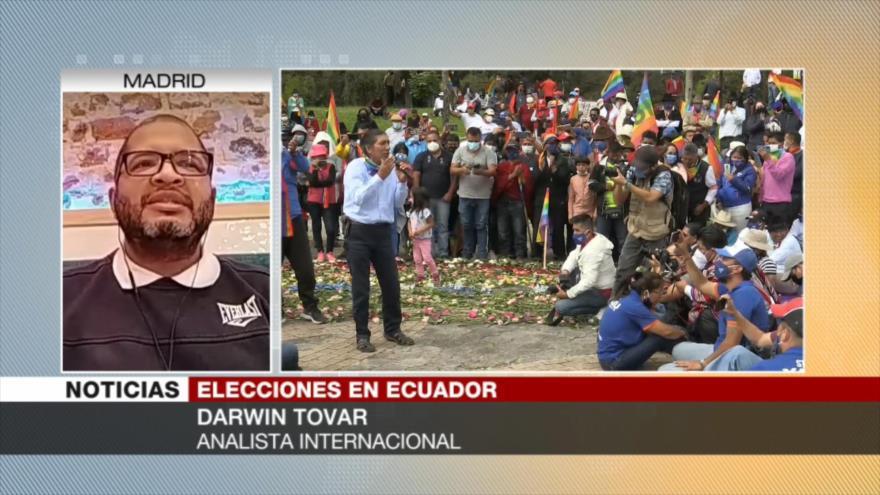 'Habrá revuelta social y mucho más si Moreno posterga comicios'