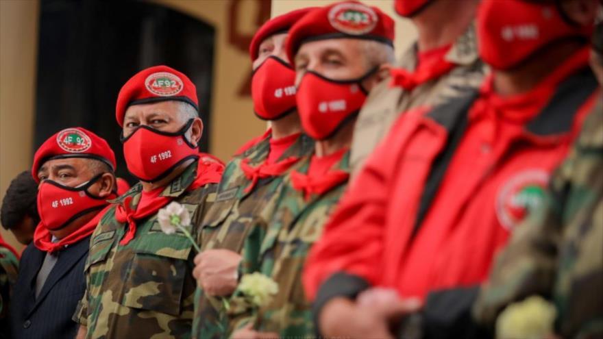 Venezuela rememora 29 años de la rebelión comandada por Chávez