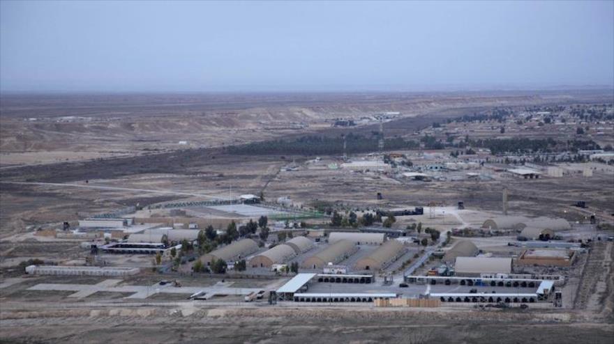 EEUU desoye llamadas por la salida y expande base en norte de Irak | HISPANTV