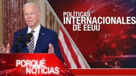 El Porqué de las Noticias: Política exterior de EEUU. Ocupación israelí. Rebelión de Chávez