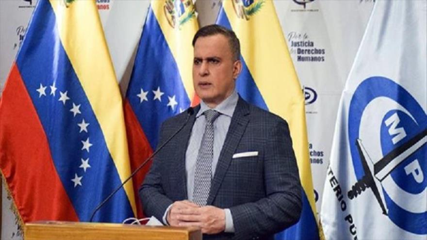 Venezuela imputa a oficial por planear ataques al Parlamento