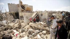 """""""EEUU no puede eximirse de crímenes en Yemen vedando armas a Riad"""""""