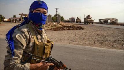 Milicia kurda secuestra a civiles sirios con apoyo aéreo de EEUU