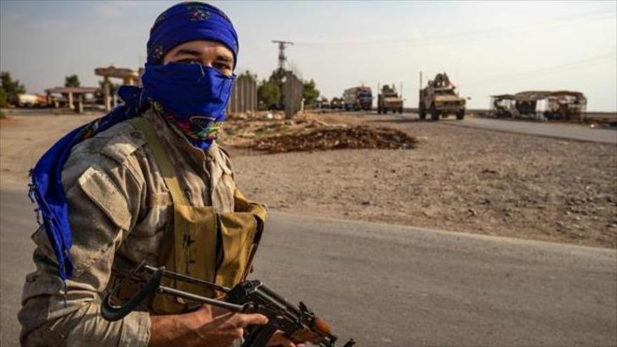 Milicia kurda secuestra a civiles sirios con apoyo aéreo de EEUU | HISPANTV