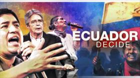 Detrás de la Razón: Ecuador decide este domingo entre continuar políticas neoliberales o Correrísmo